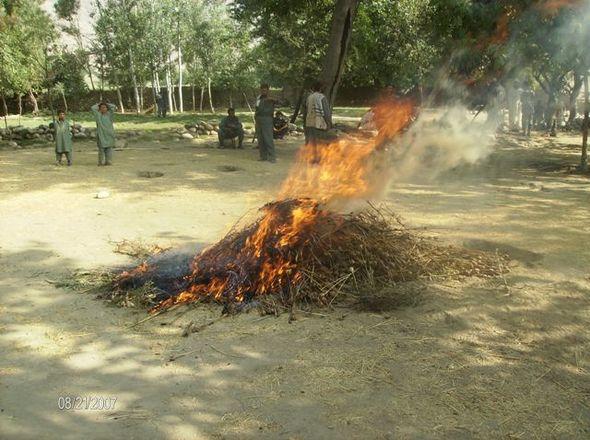 Framed_ob_burning_the